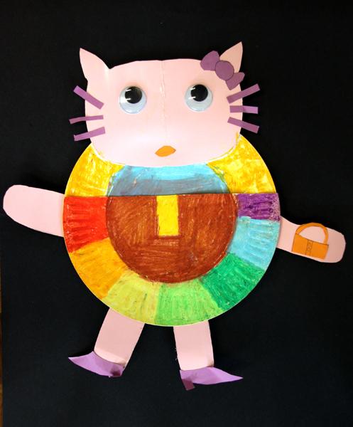 幼儿手撕纸粘贴画-17幼儿创意撕纸粘贴画 幼儿手工撕纸粘贴画图片
